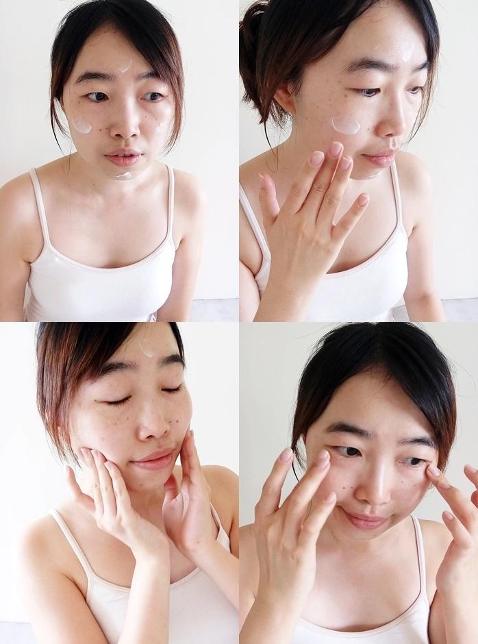 台塑生醫 FORTE Ceramide舒緩修護滋養霜 使用 按摩.jpg