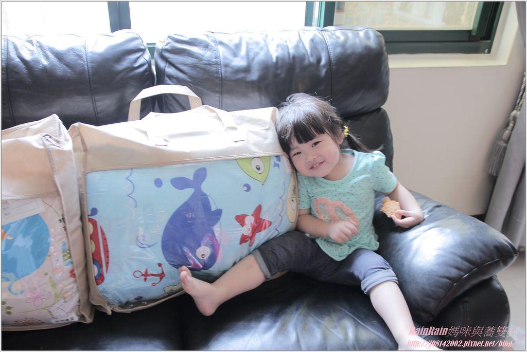 向日葵睡眠屋兒童睡袋3.JPG