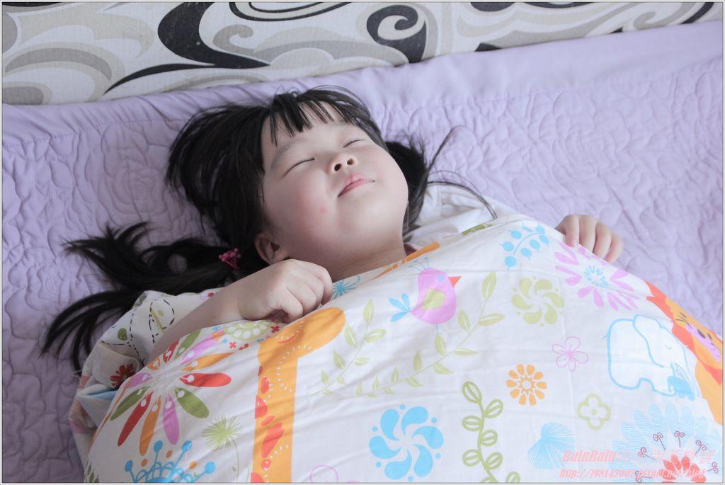 向日葵睡眠屋兒童睡袋7.JPG