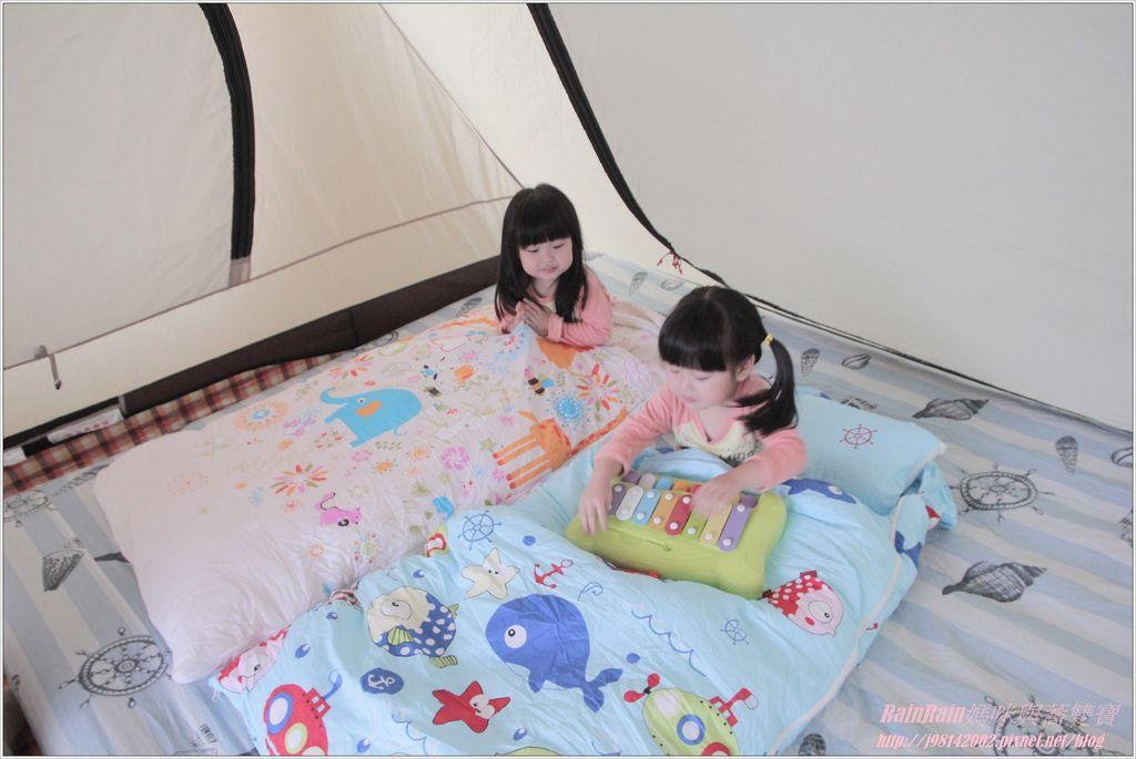 向日葵睡眠屋兒童睡袋17.JPG