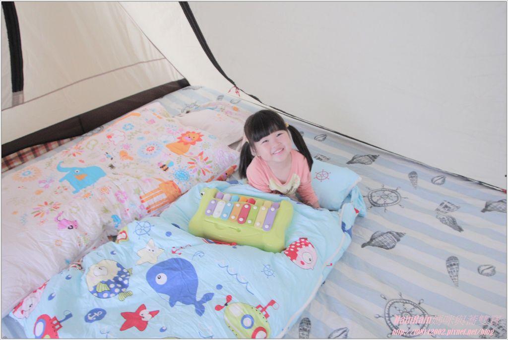 向日葵睡眠屋兒童睡袋15.JPG