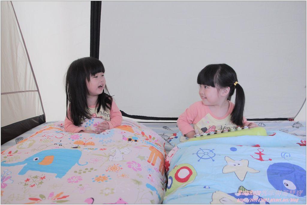 向日葵睡眠屋兒童睡袋18.JPG