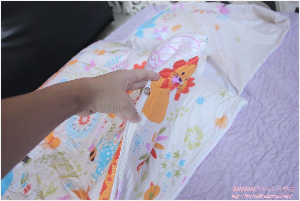 向日葵睡眠屋兒童睡袋22.JPG