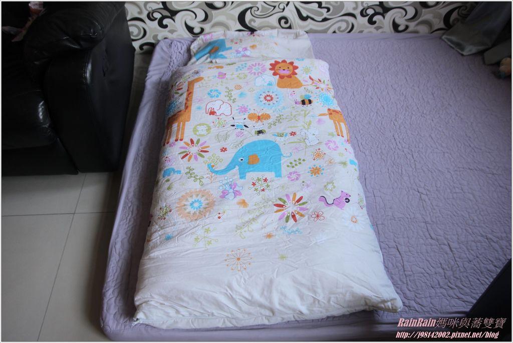 向日葵睡眠屋兒童睡袋20.JPG