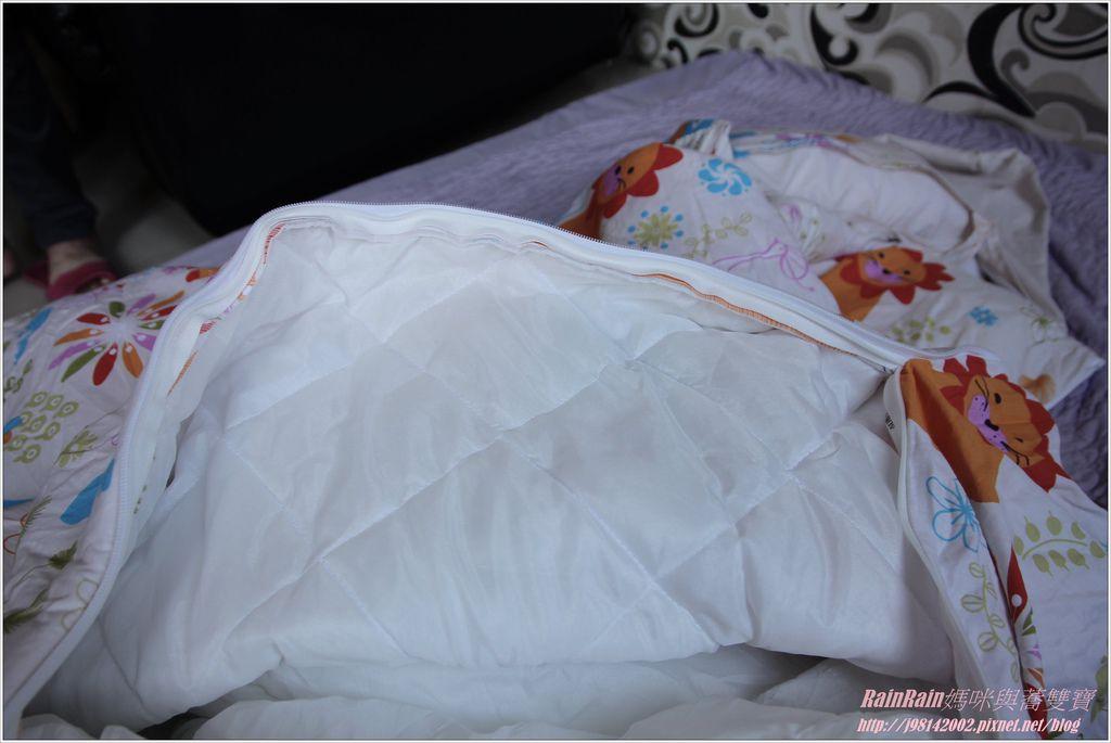 向日葵睡眠屋兒童睡袋24.JPG
