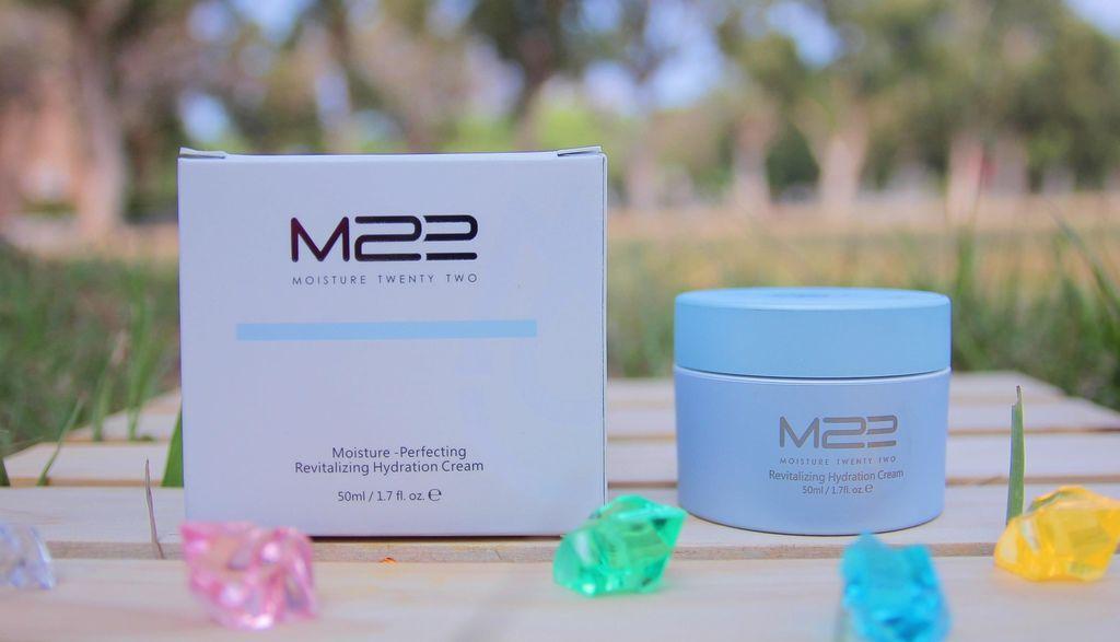 M22清透保濕乳霜