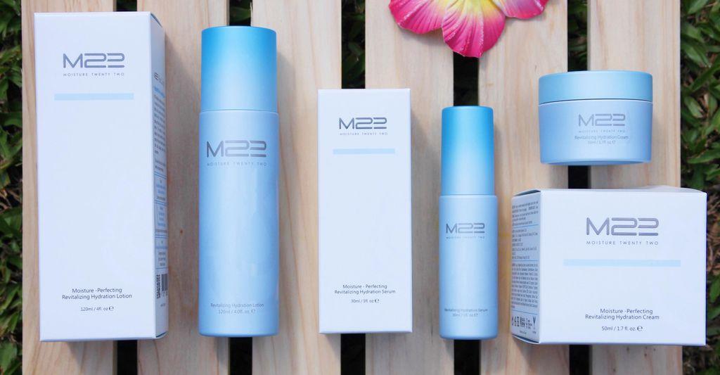 M22清透保濕系列