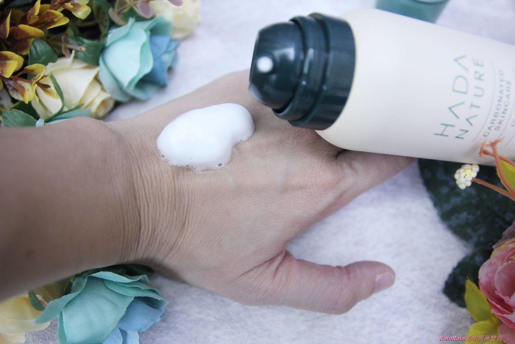 HADA NATURE肌純 極淨溫和碳酸洗卸泡泡4.JPG