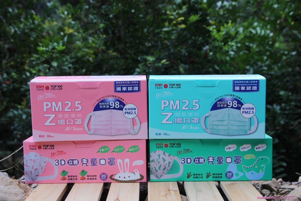 康乃馨PM2.5 Z摺口罩1.JPG