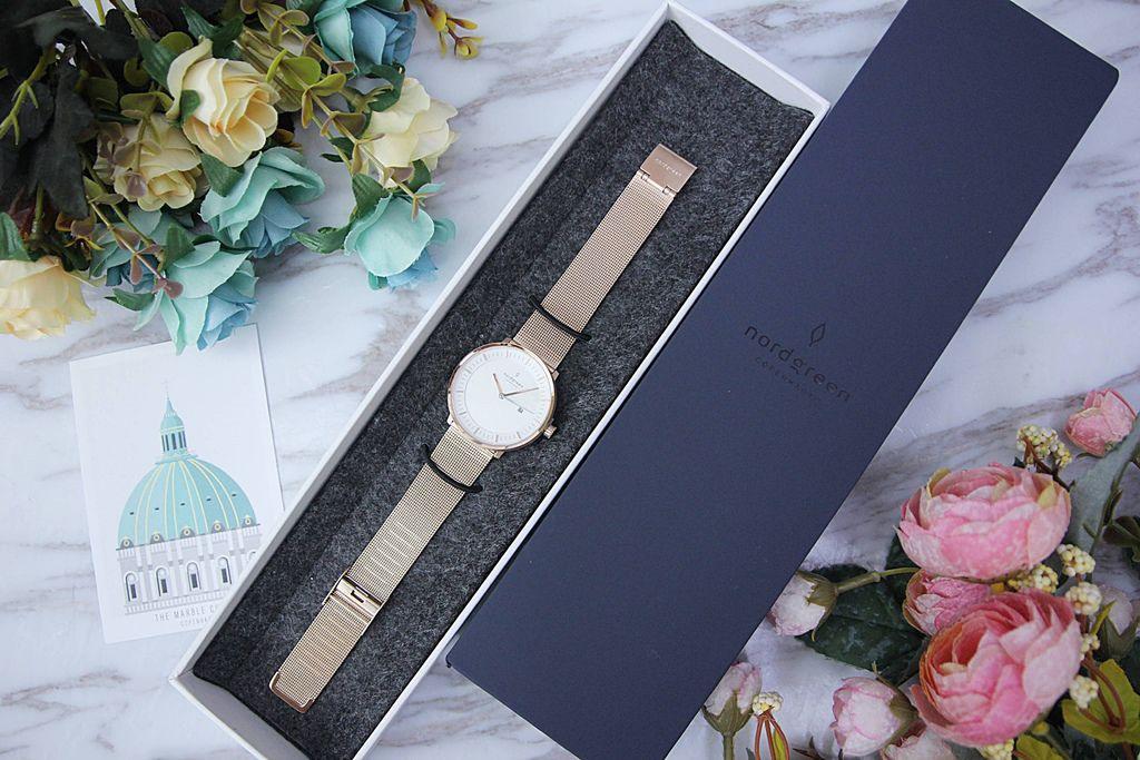 北歐設計腕錶Nordgreen1.JPG