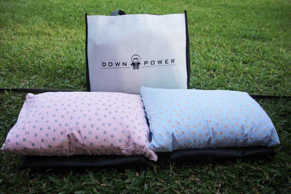 Down Power旅絨枕5.JPG