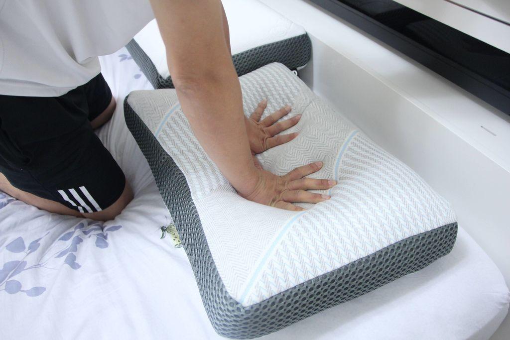 東稻家居純然恆溫呼吸止鼾設計天絲獨立筒枕6.JPG