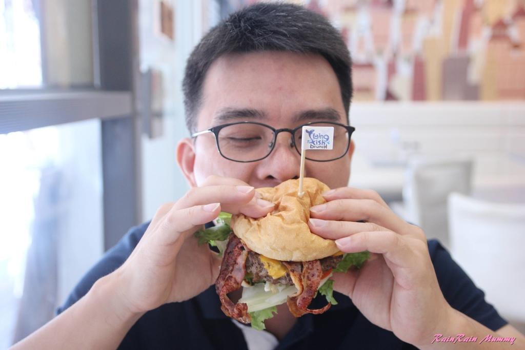 飛翔的魚美式漢堡20.JPG
