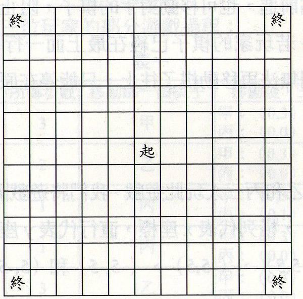 18-05方向棋