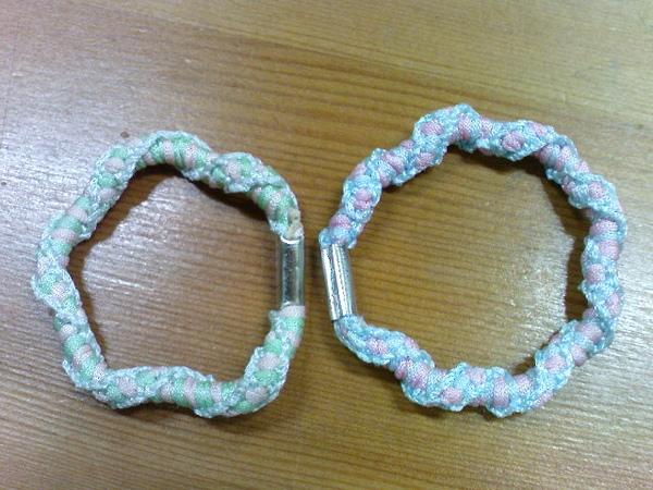DNA髮圈