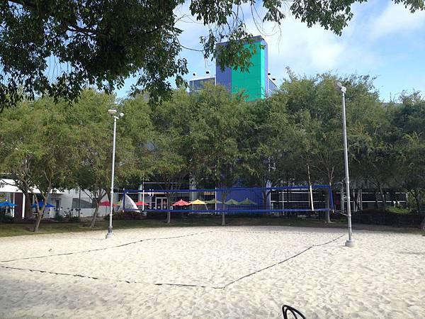 Google 沙灘排球