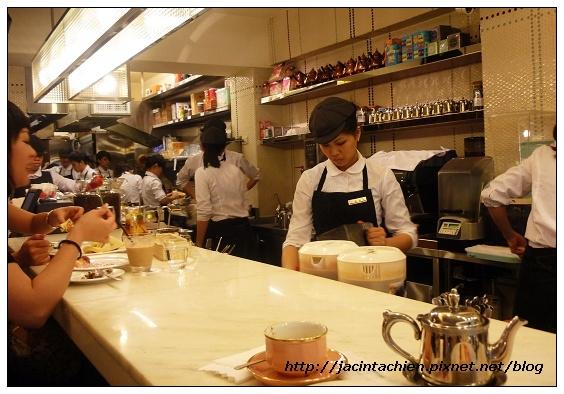 米朗琪咖啡館-吧檯