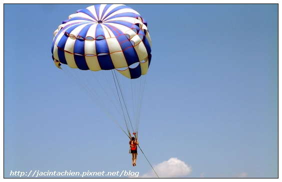 普吉島-滑翔傘