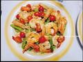 鮮蝦蘆筍義大利麵-s
