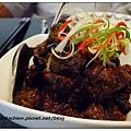 君悅飯店滬悅庭-陳皮滷牛肉