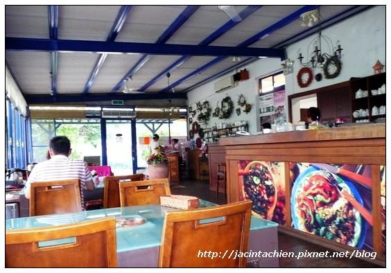 Tina廚房- 用餐區