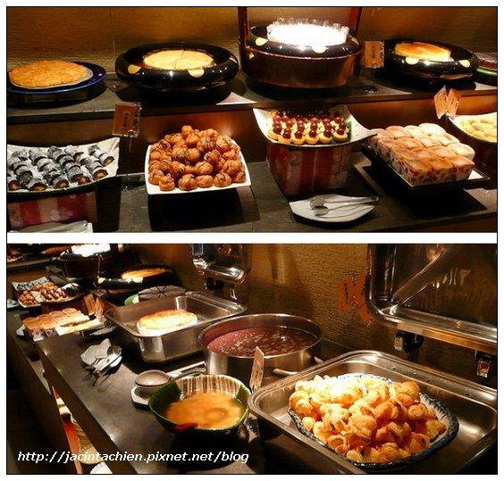 欣葉日本料理-甜點區