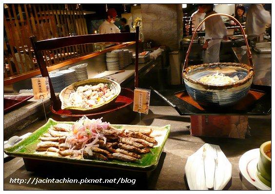 欣葉日本料理-海鮮區