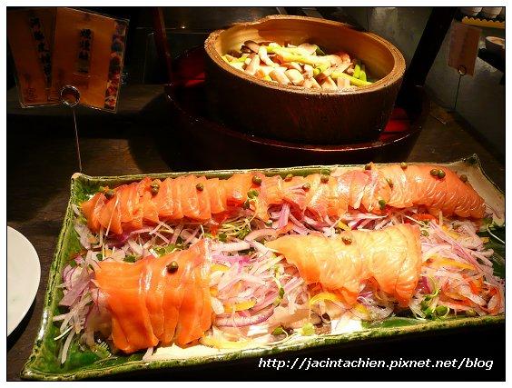 欣葉日本料理-燻鮭魚片