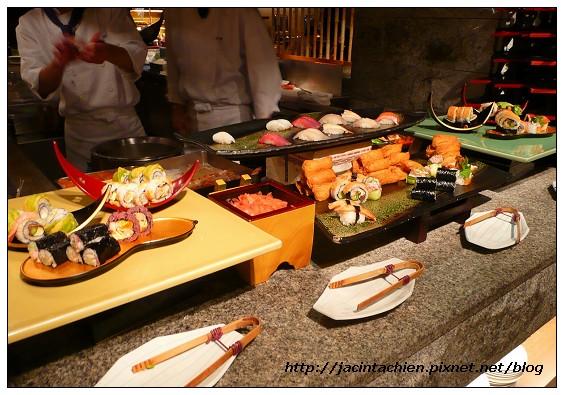 欣葉日本料理-壽司區