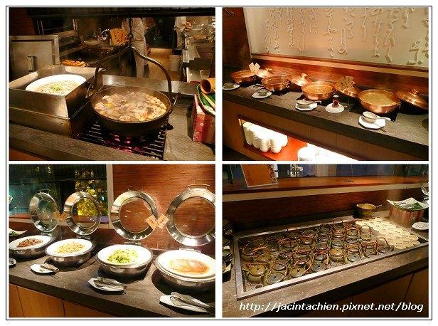 欣葉日本料理-鍋物區