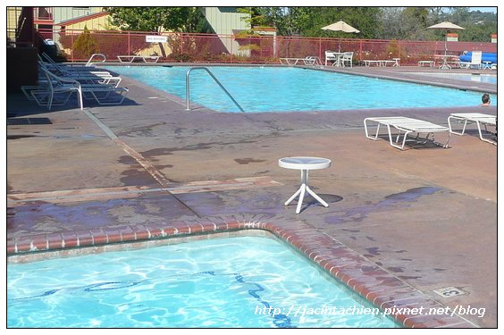 WorldMark Angels Camp-pool