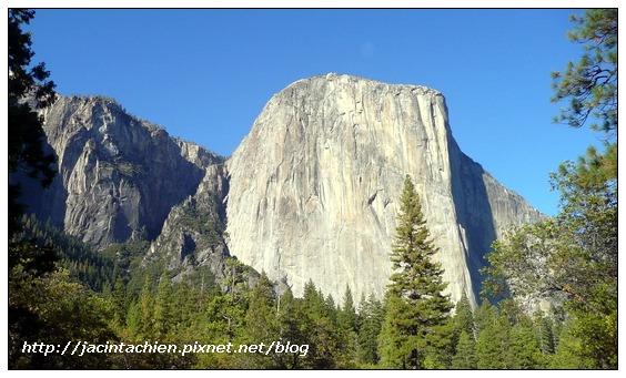 Yosemite優勝美地-El Capitan