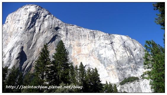 Yosemite優勝美地-El Capitan-2