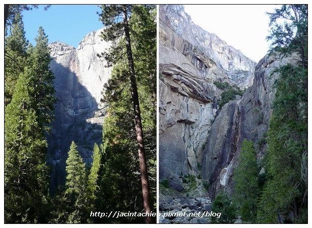 Yosemite優勝美地-優勝美地瀑布