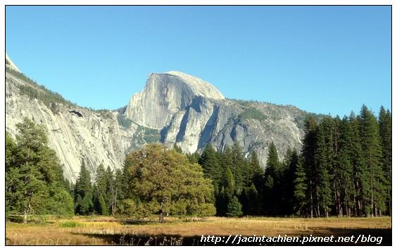 Yosemite優勝美地-Half Dome