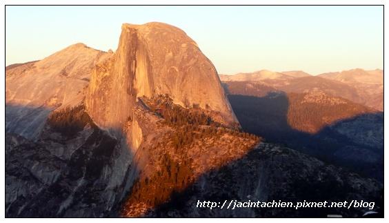 Yosemite優勝美地-Half Dome-2