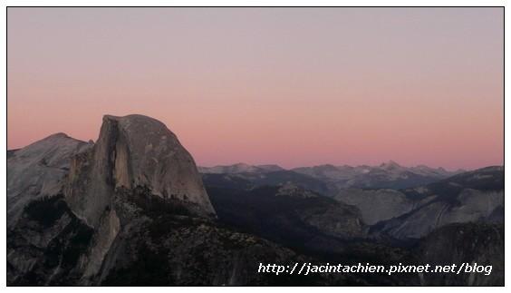 Yosemite優勝美地-Half Dome-3