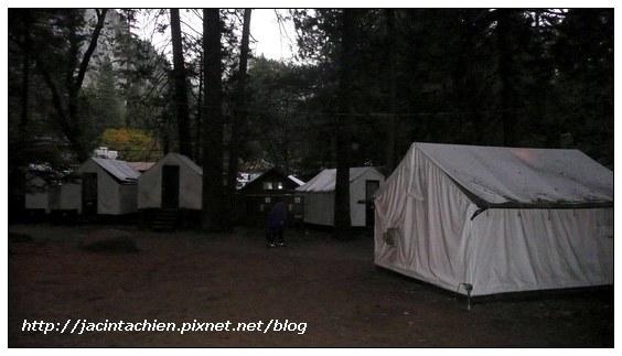 Yosemite優勝美地-Curry Village