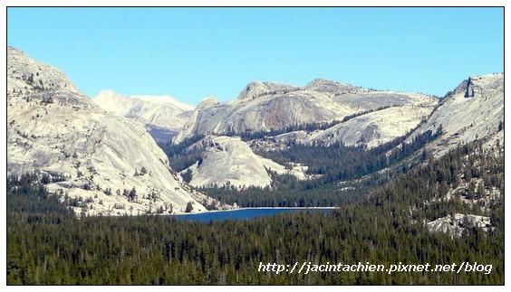 Yosemite優勝美地-Tenaya Lake
