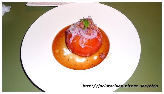牛蕃茄沙拉