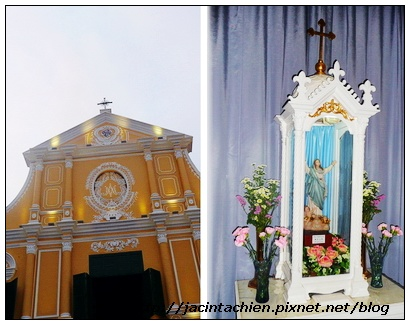 澳門聖母玫瑰堂