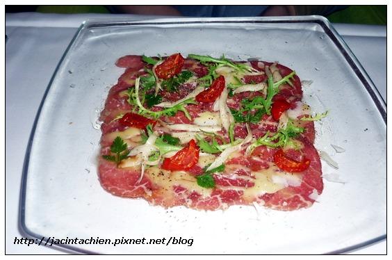 六福皇宮 Daniels's 義大利餐廳-開胃菜