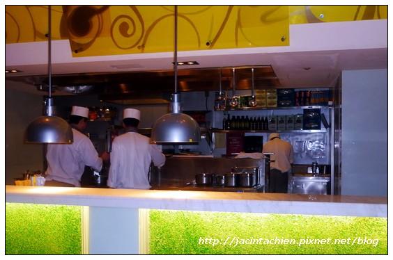 六福皇宮 Daniels's 義大利餐廳-廚房