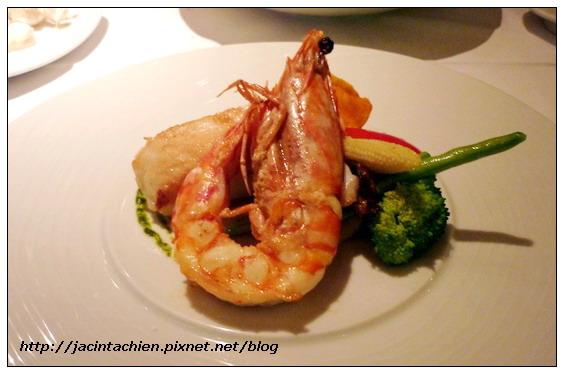 六福皇宮 Daniels's 義大利餐廳-主餐001