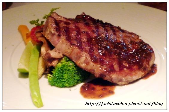六福皇宮 Daniels's 義大利餐廳-牛排主餐