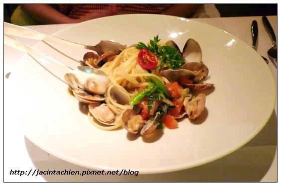 六福皇宮 Daniels's 義大利餐廳-義大利麵01