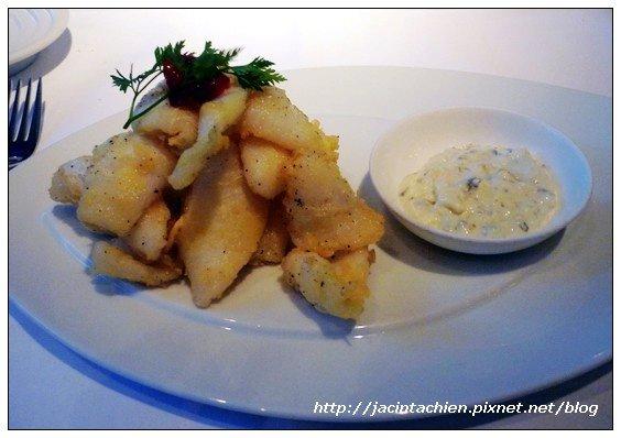 六福皇宮 Daniels's 義大利餐廳-炸花枝