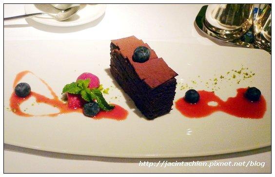 六福皇宮 Daniels's 義大利餐廳-cake01