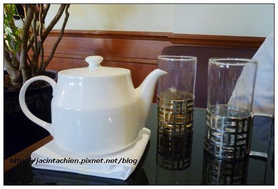 君悅飯店滬悅庭-茶水
