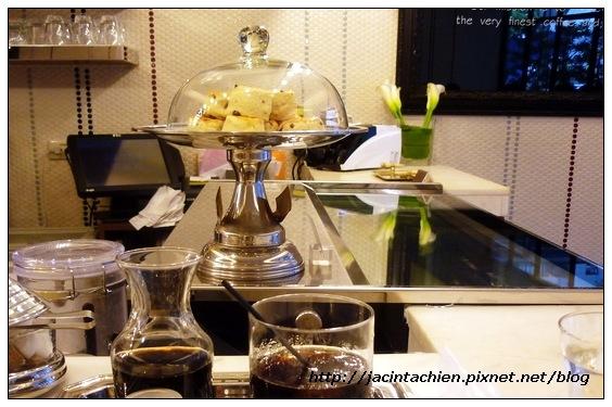 米朗琪咖啡館-收銀檯